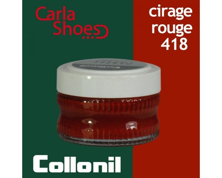 COLLONIL CIRAGE - ROUGE 418