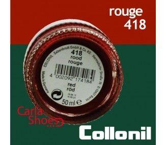 COLLONIL CIRAGE - ROUGE 418