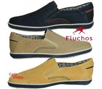 FLUCHOS MOCASSIN - 9707 - 9707 -