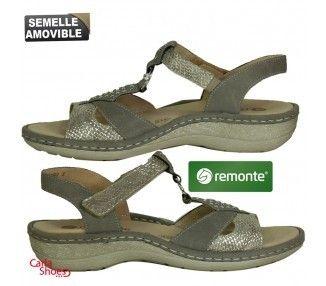 REMONTE SANDALE - 7668