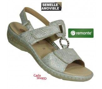 REMONTE SANDALE - 7648