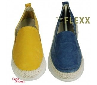 FLEXX MOCASSIN - C122