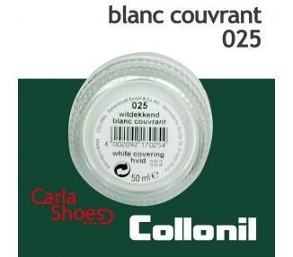 COLLONIL CIRAGE - BLANC 025 - BLANC 025 -