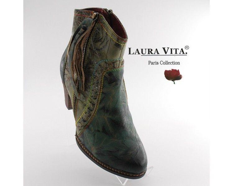 LAURA VITA BOOTS - AGATHE 51