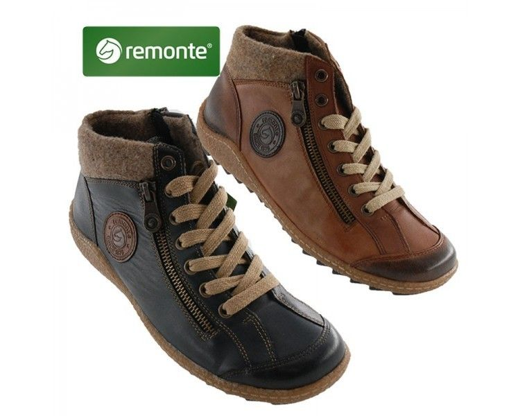 REMONTE BOOTS - R4775