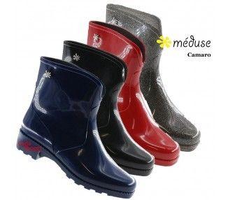 MEDUSE BOOTS - CAMARO