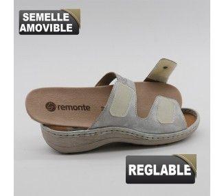 REMONTE MULE - D7640 - D7640 -  - Femme,FEMME ETE: