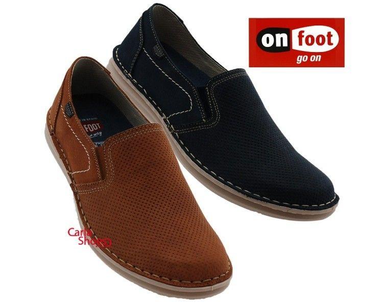 ON FOOT MOCASSIN - 17010