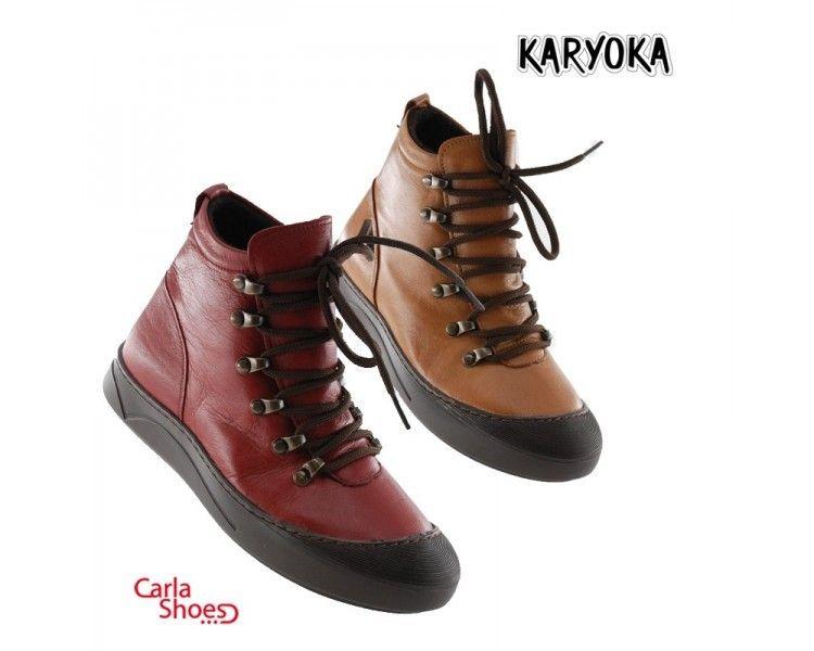 KARYOKA BOOTS - ABORD