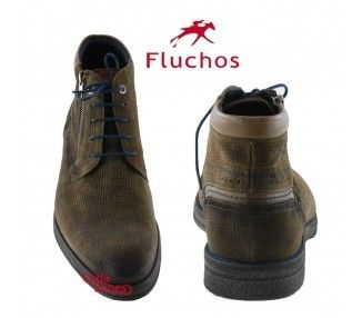 FLUCHOS BOOTS - F0652 - F0652 -  - Homme,HOMME HIVER: