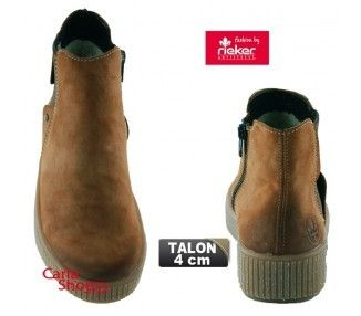 RIEKER BOOTS - Y6461