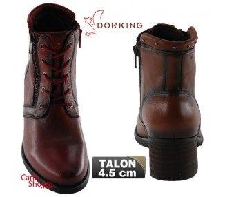DORKING BOOTS - D8065 - D8065 -  - Femme,FEMME HIVER: