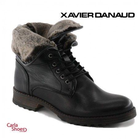 XAVIER DANAUD BOOTS - GIPUS