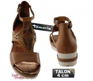 TAMARIS COMPENSE - 28228 - 28228 -  - Femme,FEMME ETE: