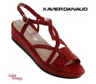 XAVIER DANAUD SANDALE - BOUNTY - BOUNTY -  - Femme,FEMME ETE: