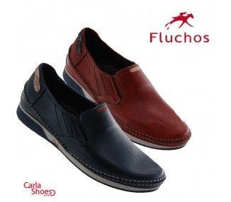 FLUCHOS MOCASSIN - 9126 - 9126 -  - Homme,HOMME ETE: