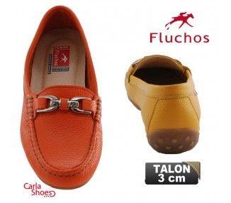 FLUCHOS MOCASSIN - F0804 - F0804 -  - Femme,FEMME ETE: