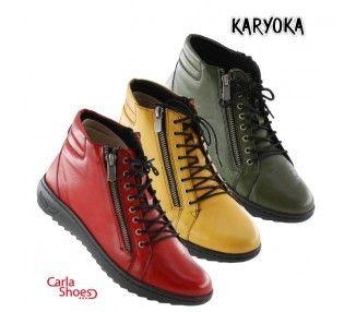 KARYOKA BOOTS - DANO