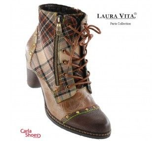 LAURA VITA BOOTS - ALCIZEEO 321