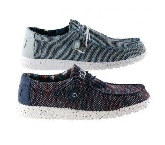 DUDE Toile - WALLY SOX - WALLY SOX -  - HOMME ETE:
