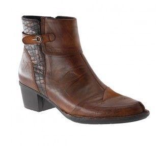 DORKING Boots - D8623 - D8623 -  - FEMME HIVER: