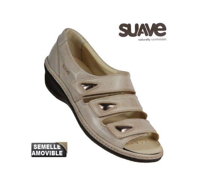 SUAVE SANDALE - 910
