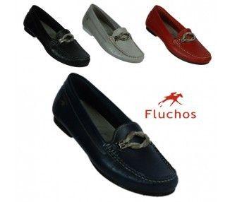FLUCHOS MOCASSIN - 8535 - 8535 -