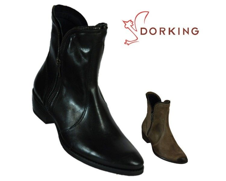 DORKING BOOTS - 6040