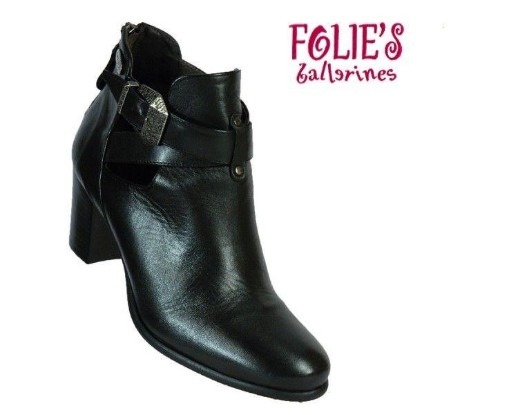 FOLIES BOOTS - BERTA