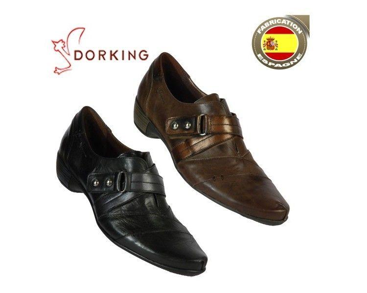 DORKING MOCASSIN - 5220