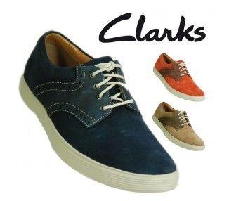 CLARKS DERBY - FAVOR