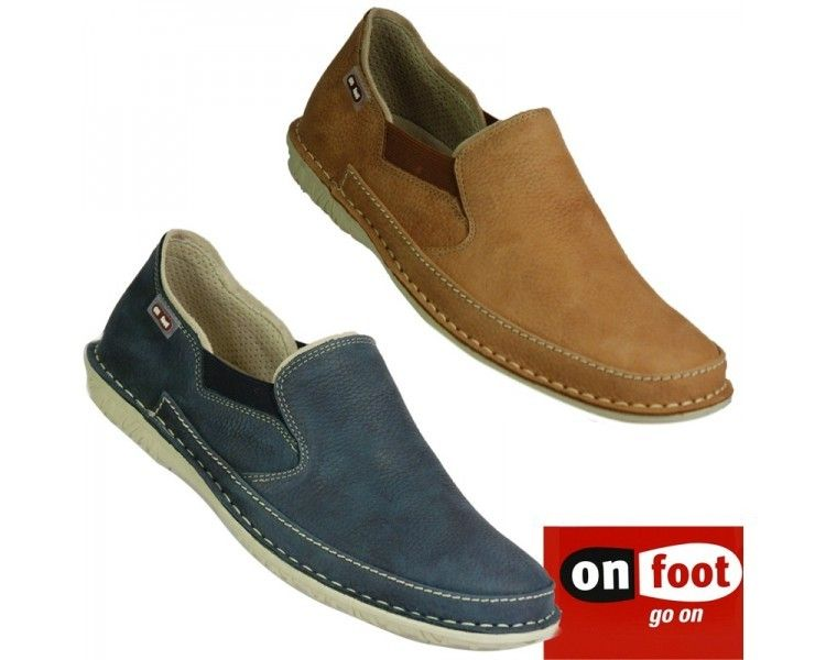 ON FOOT MOCASSIN - 6023