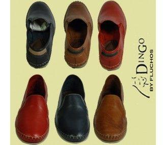 DINGO MOCASSIN - 8592 - 8592 -