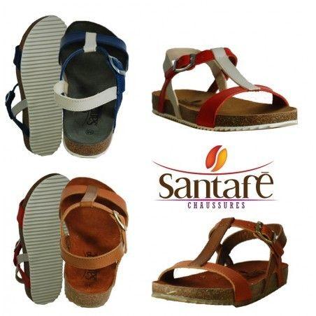 SANTA FE SANDALE - BIO INTEGRALE