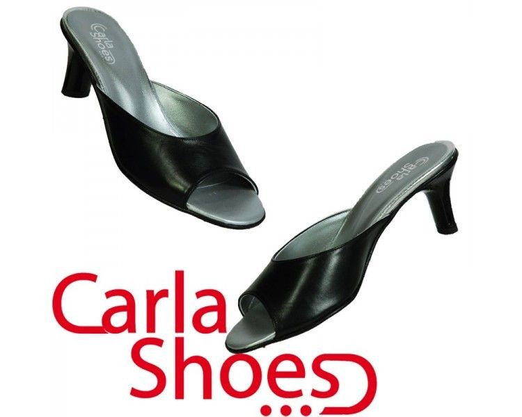 CARLA SHOES MULE - MULAN