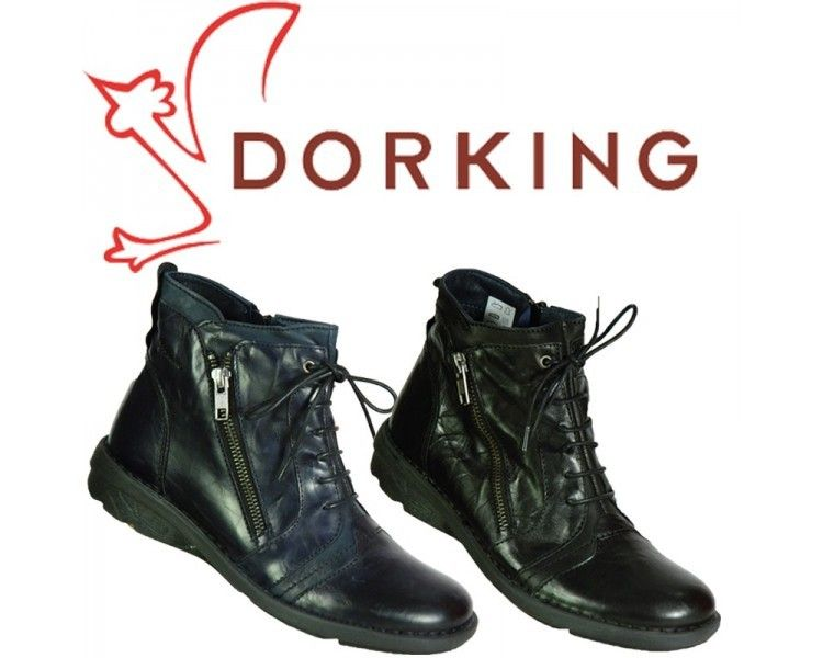 DORKING BOOTS - 6397