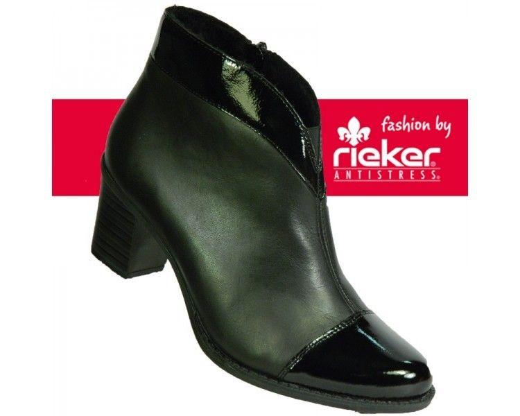 RIEKER BOOTS - 7664