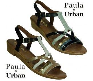 PAULA URBAN SANDALE - 277079
