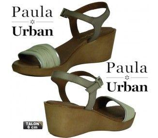 PAULA URBAN SANDALE - 297126 - 297126 -
