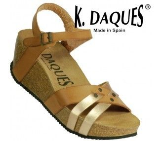 K DAQUES SANDALE - CLAVE