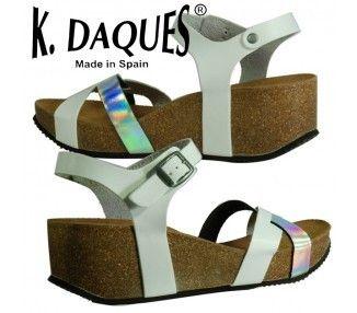 K DAQUES SANDALE - CONCA