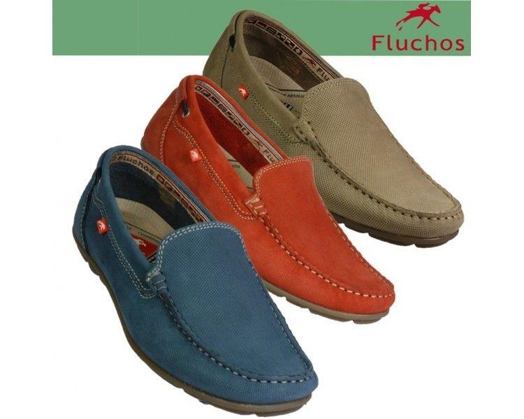 FLUCHOS MOCASSIN - 9075