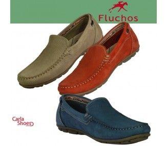 FLUCHOS MOCASSIN - 9075 - 9075 -