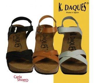 K DAQUES SANDALE - CASTEL
