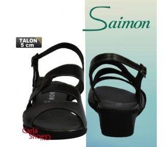 SAIMON SANDALE - 10525 - 10525 -