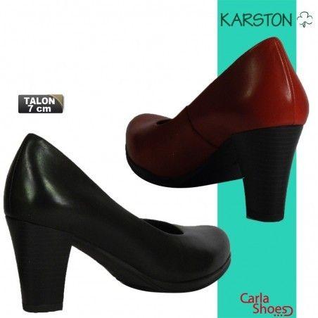 KARSTON ESCARPIN - LOCK