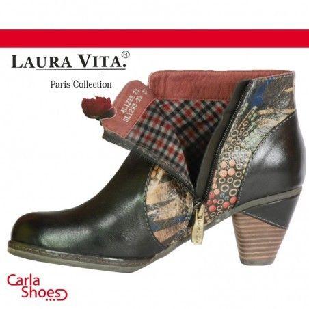 LAURA VITA BOOTS - ALIZEE