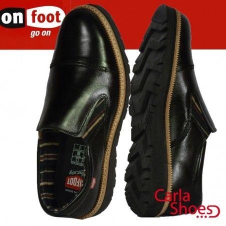 ON FOOT MOCASSIN - 10001