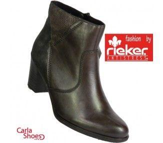 RIEKER BOOTS - 8954